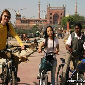 Bicycle-Tour-Delhi