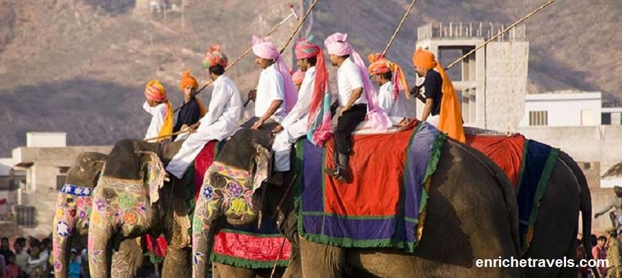 Jaipur-Elephant