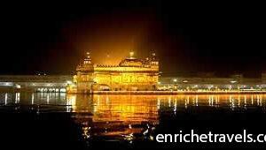 golden-temple-in-night